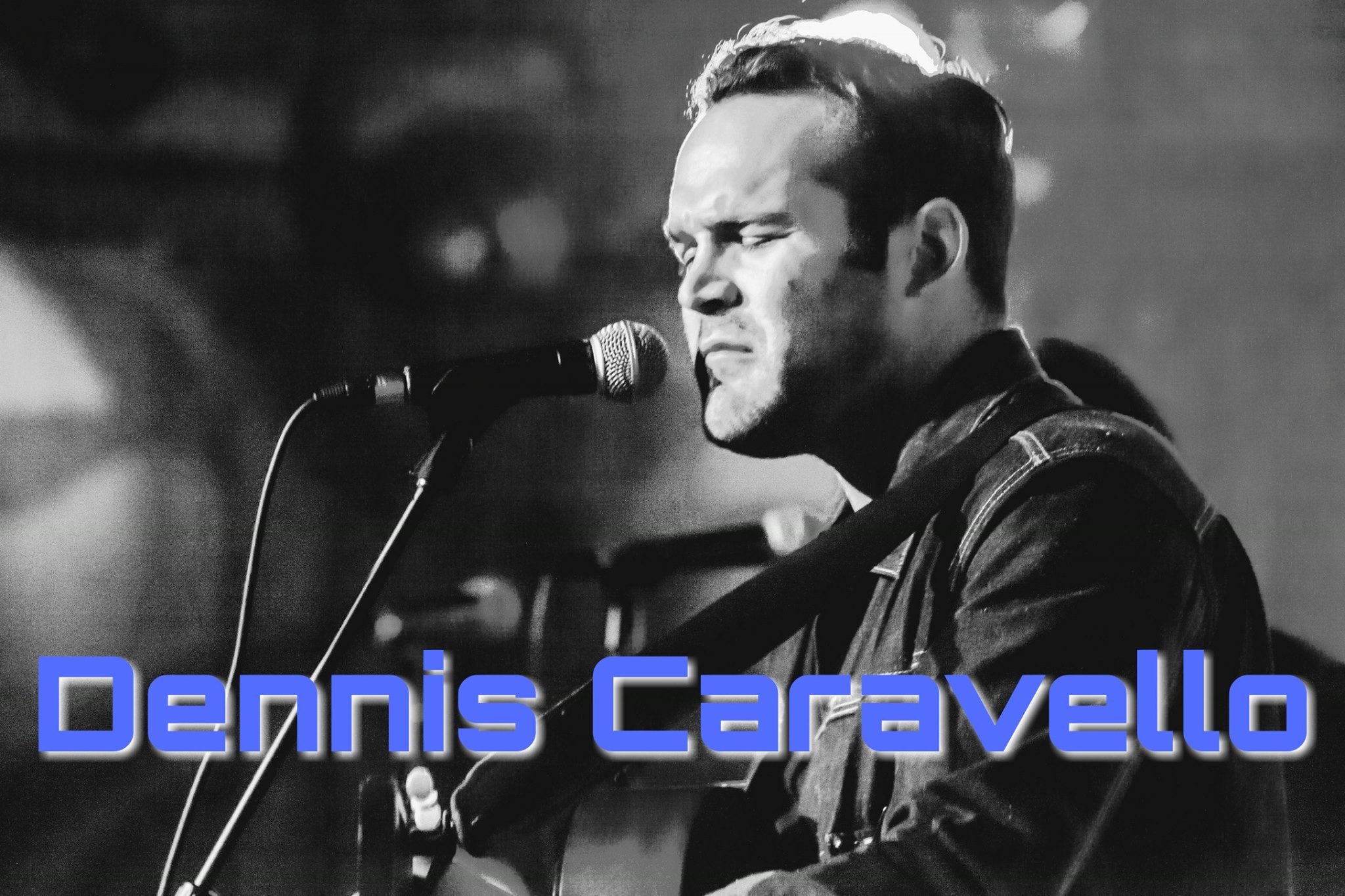 Dennis Caravello live at Niko's Tavern in Pingree Grove