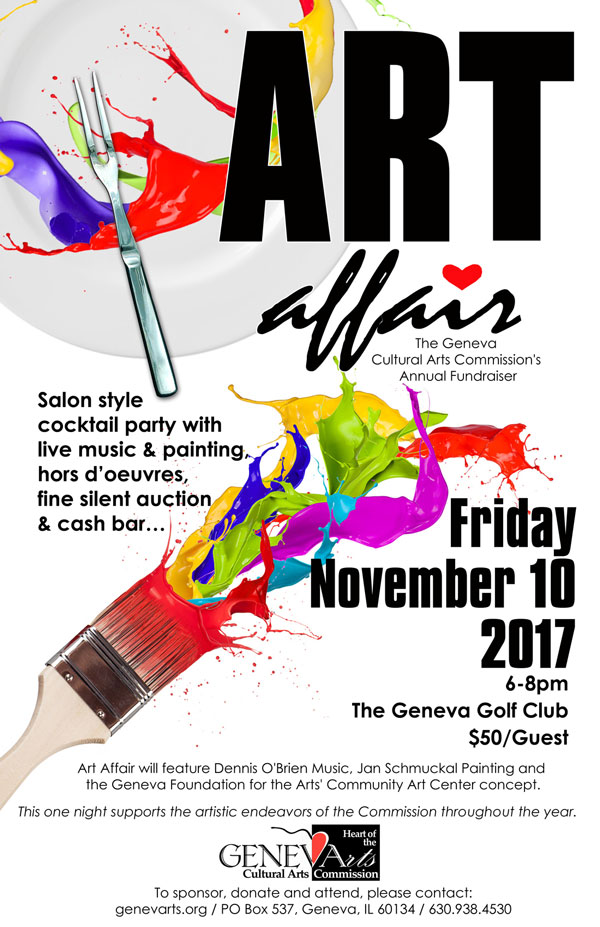 Art Affair by Geneva Cultural Arts