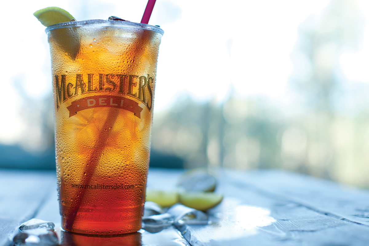 McAlister's Famous Sweet Tea
