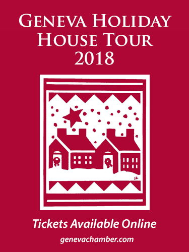 Geneva Holiday House Tour 2018