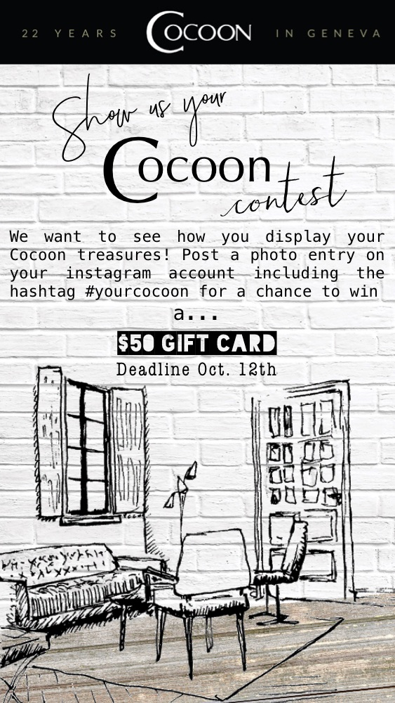 Show us your Cocoon contest