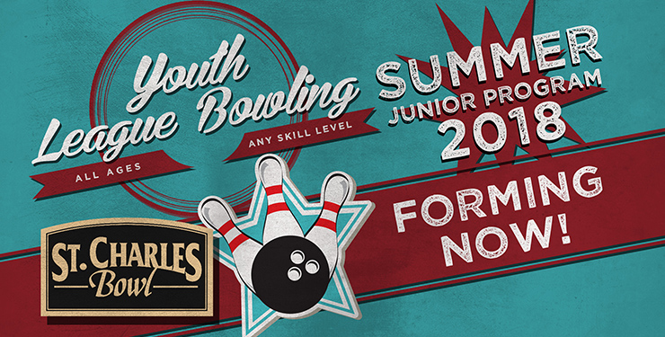 Summer Junior League at St. Charles Bowl