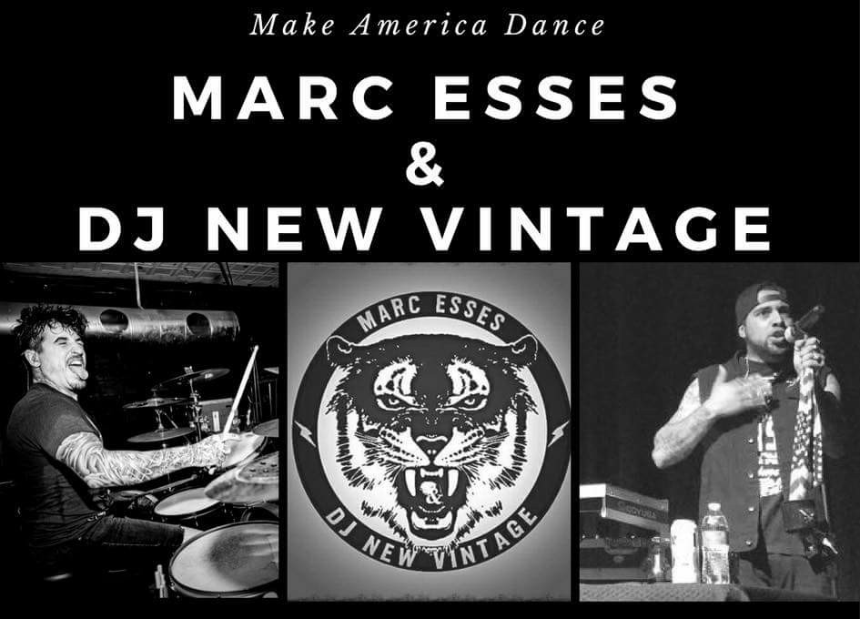 Live Music with Marc Esses & DJ New Vintage at Niko's Tavern