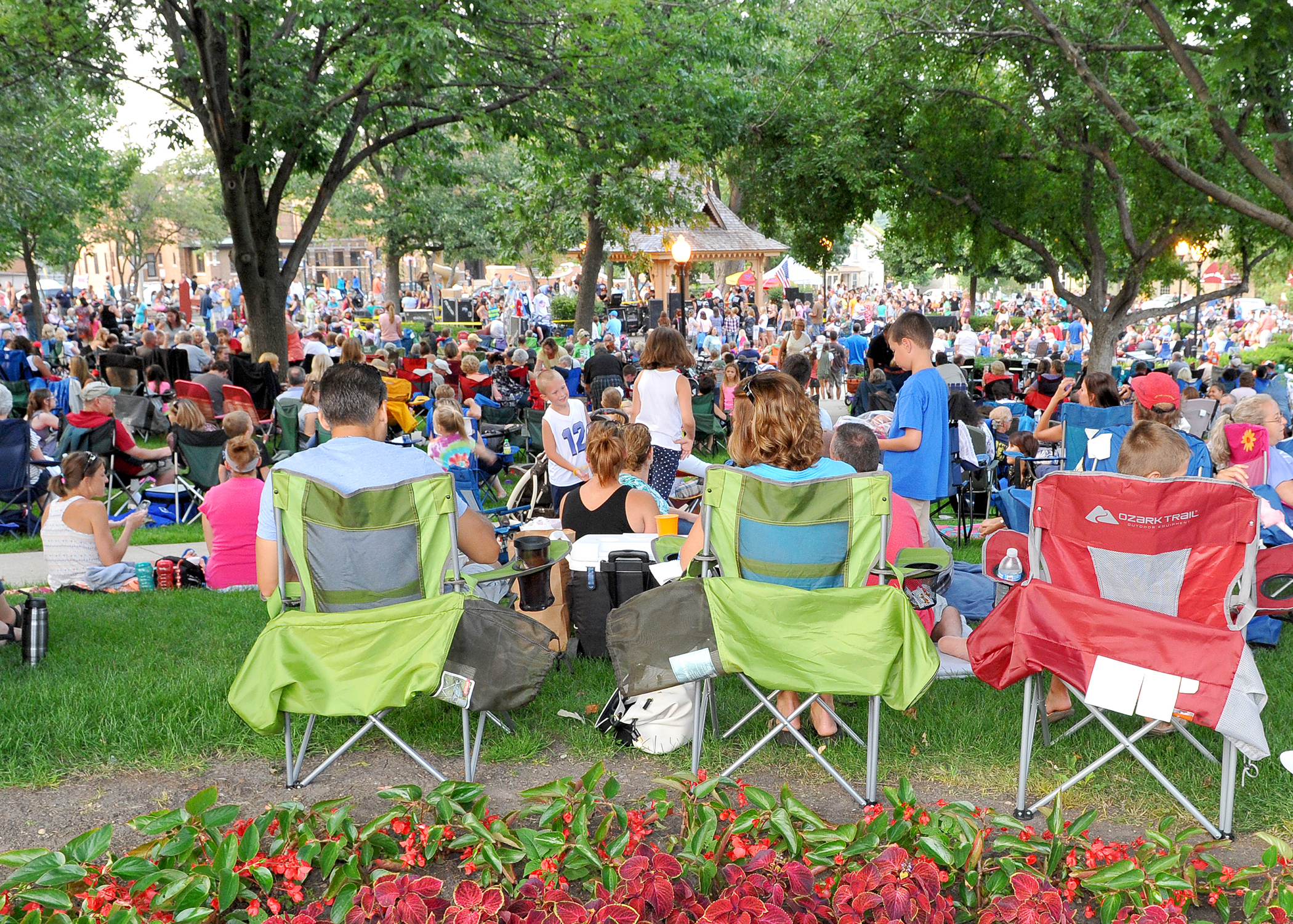 Concerts in the Park with St. Charles Park District