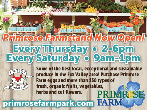 Primrose Farmstand with St. Charles Park District