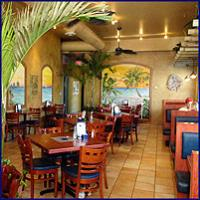 Have a seat in our Sergio's Cantina Dining Room!