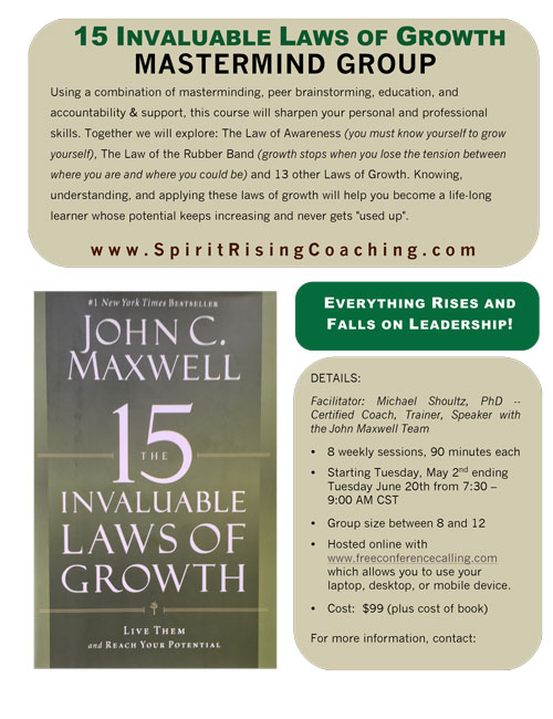 Laws of Growth AM