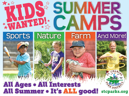 Summer Camps with St. Charles Park District