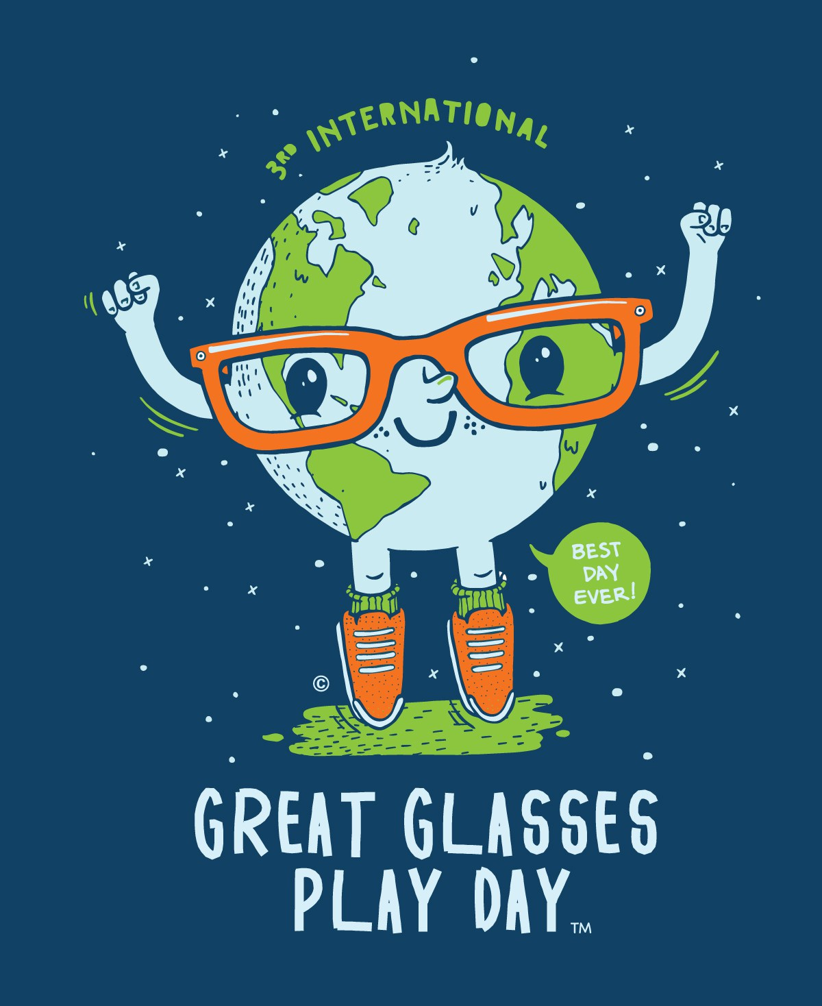 Great Glasses Play Day