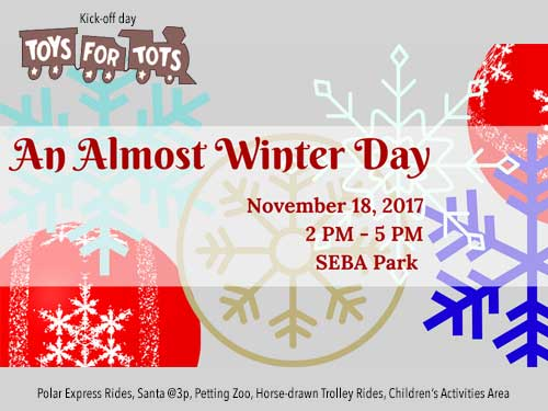 An Almost Winter Day with South Elgin Parks & Rec